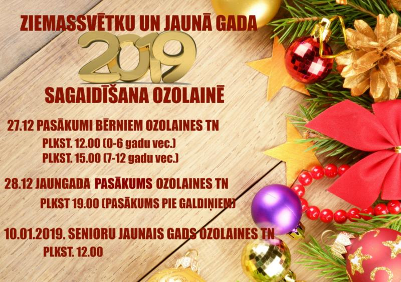 Jaunais gads 2019