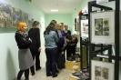 Fotoizstādes un keramikas izstādes atklāšana Ozolaines pagasta foaijē_7