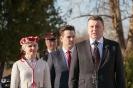 Latvijas Valsts prezidenta Raimonda Vējoņa vizīte Bekšos_72