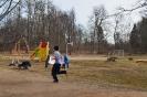 Skriešanas sacensības Liepu pamatskolā
