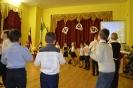 Latvijas simboli un karoga krāsas Liepu pamatskolā 2016.gada novembrī