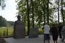 Padomju karavīru kapi pēc rekonstrukcijas 07.08.2018.
