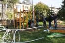 Pleikšņos uzstādīts jauns bērnu rotaļu laukums_13