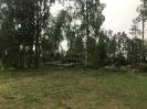 Stiprs vējš nopoista Bekšu kapsētu!_1