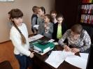 Liepu pamatskolas 4. klases projektu nedēļas darbs 13.02.2018.