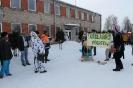 Rēzeknes novada  pašvaldības darbinieku ziemas olipiāde Dricānos 02.03.2018.